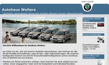 Autohaus Wolters, Neuss